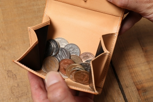 CHI-BI (二つ折財布 中)