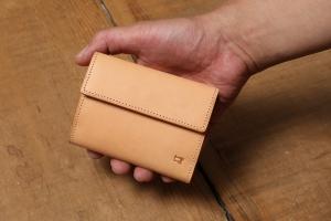 SKIP (三折り財布)
