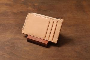 FLAT mini (ファスナーミニ財布)
